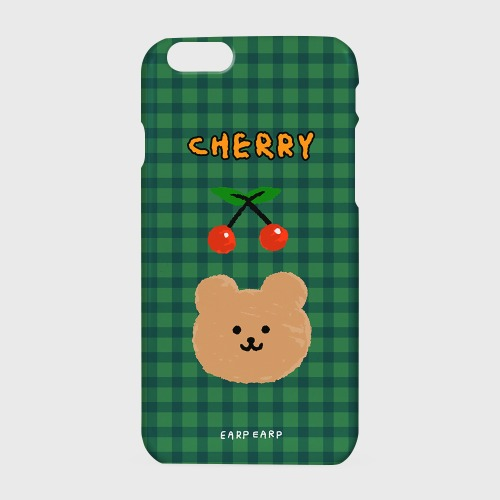 [어프어프]Cherry bear-green