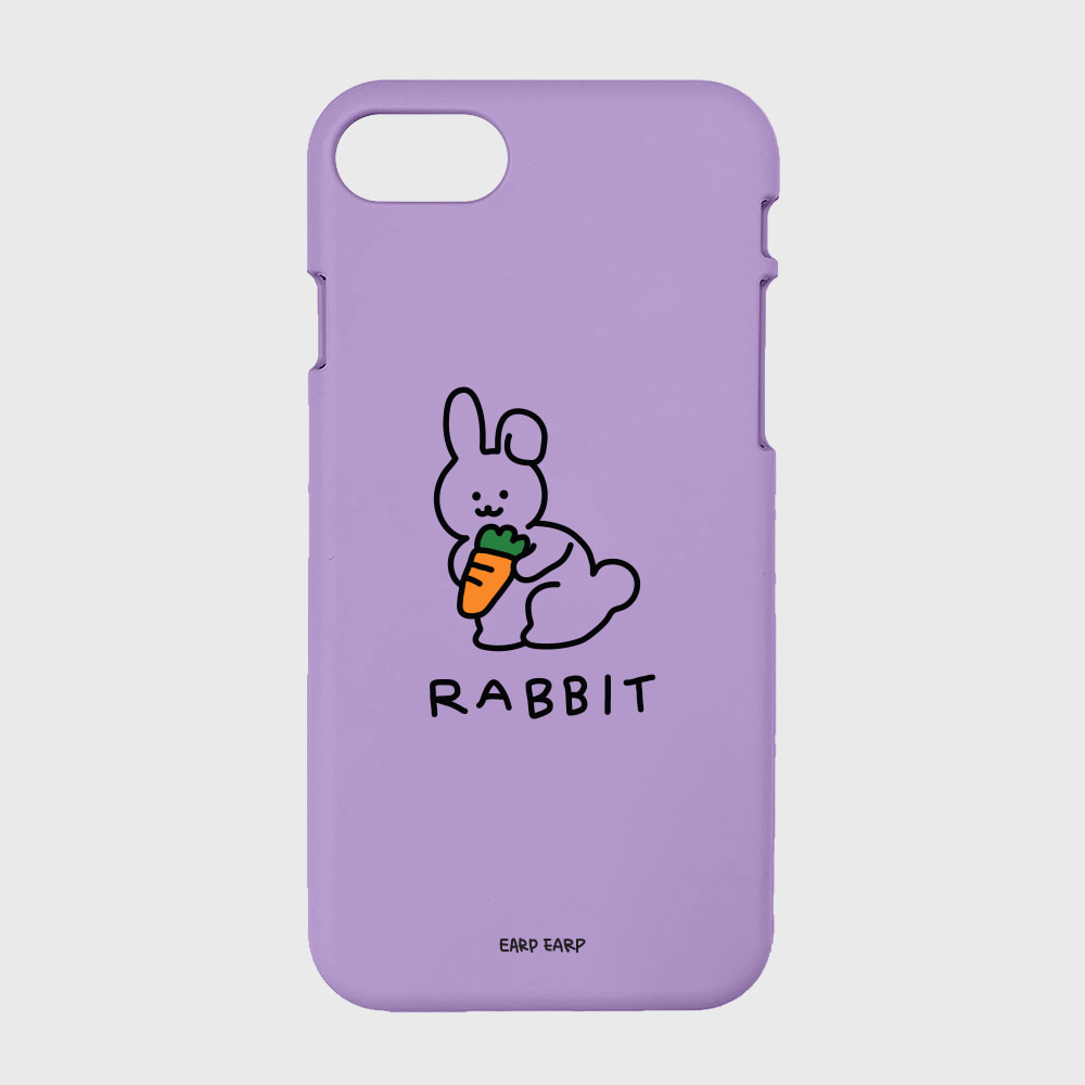 Rabbit C-puple(color jelly)