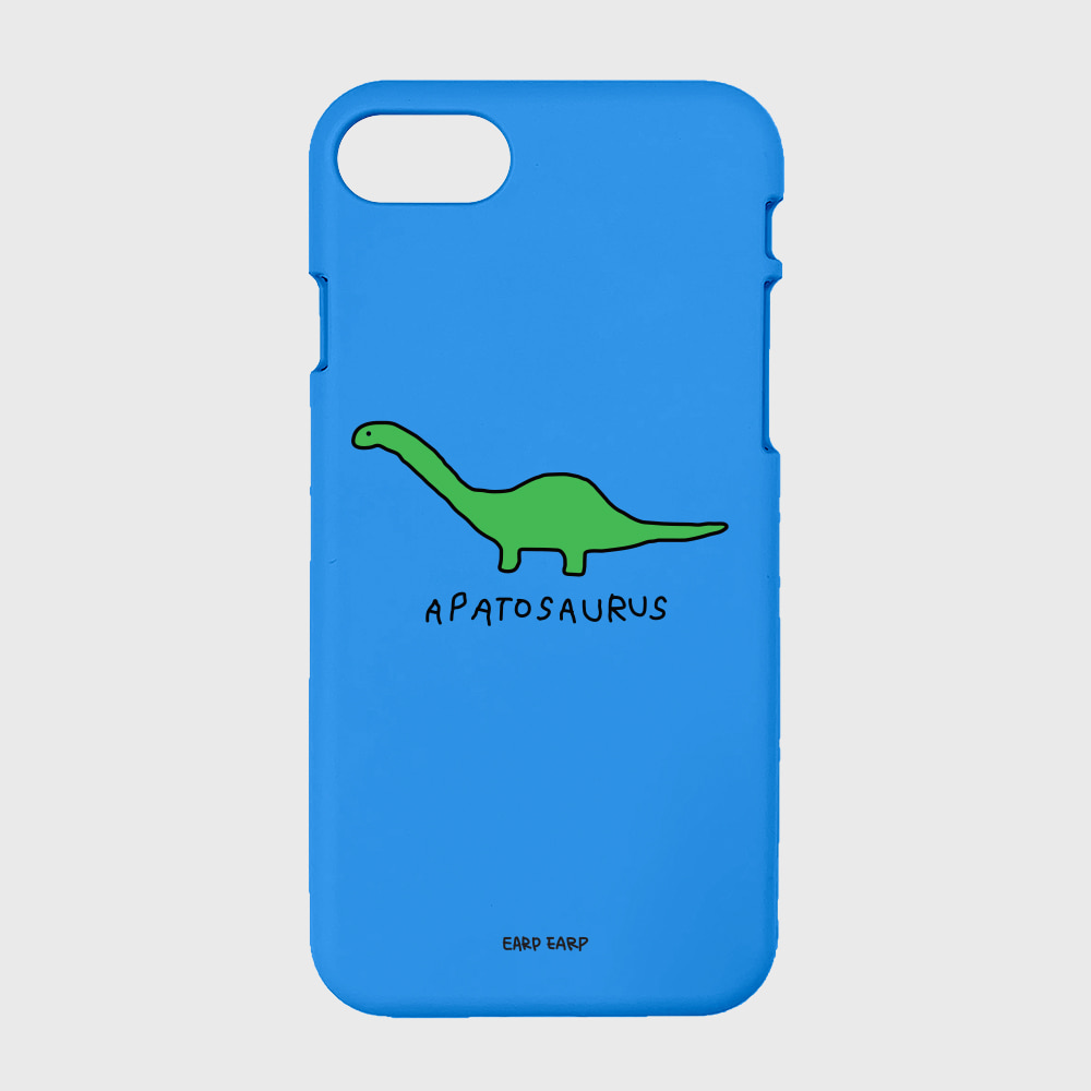 Apatosaurus-blue(color jelly)