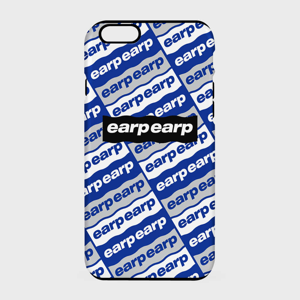 Earpearp diagonal logo-blue(터프/슬라이드)