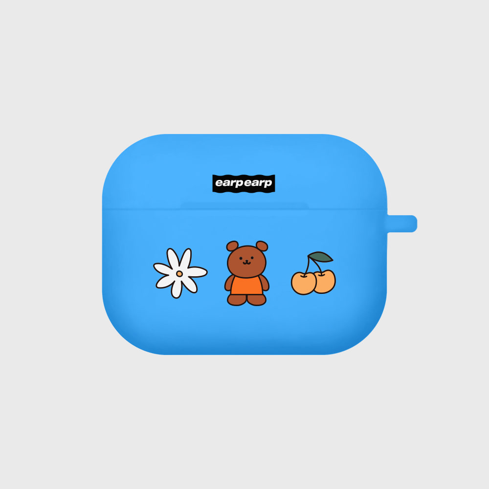 Kids bear-blue(Air pods pro)