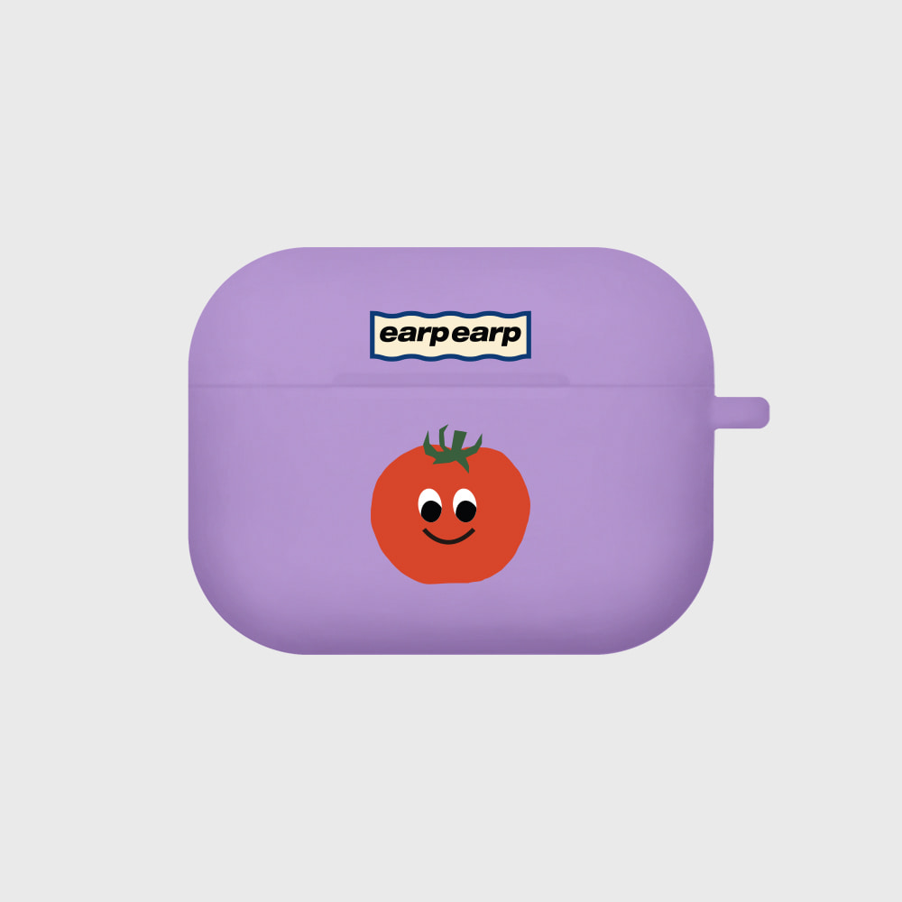 Eyes tomato-purple(Air pods pro)