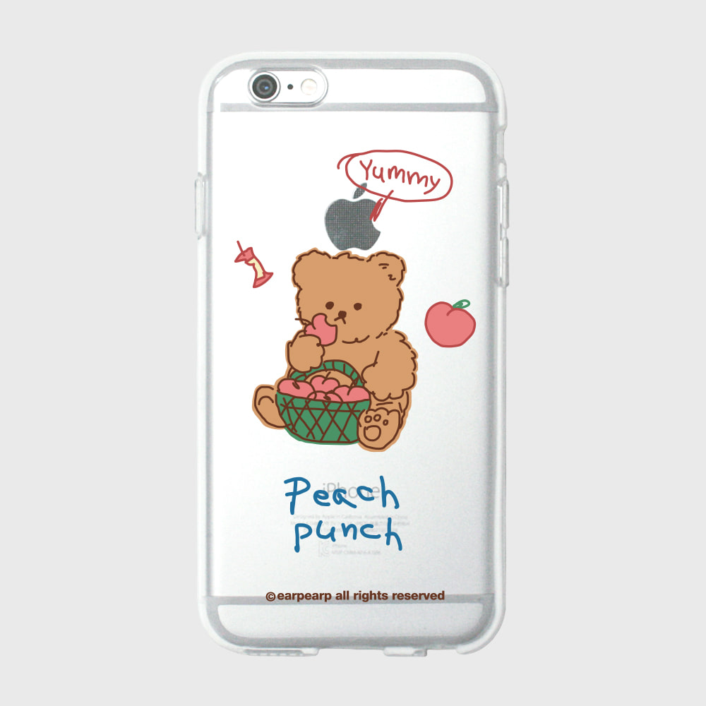 Peach punch(젤리)