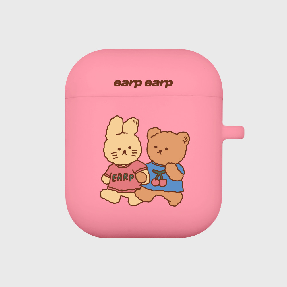 nini friends-pink(Air pods)
