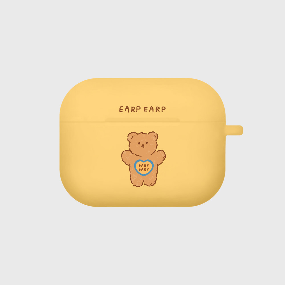 Fancy kid-yellow(Air pods pro case)