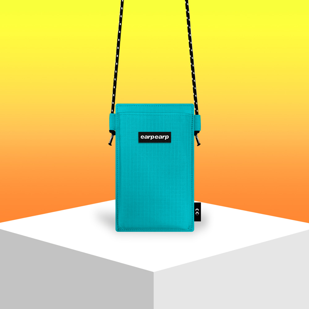 Earpearp pocket crossbag-mint
