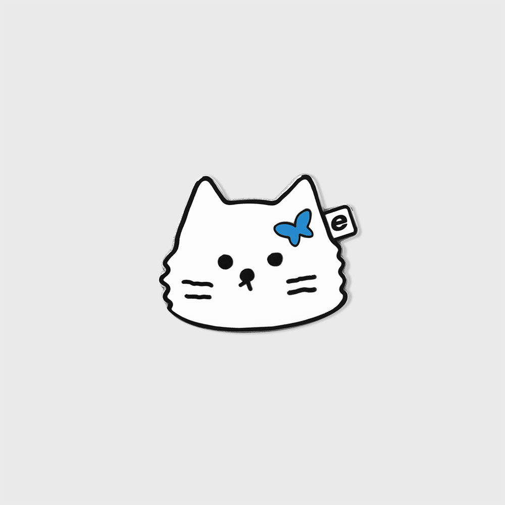 Face awesome cat(뱃지)