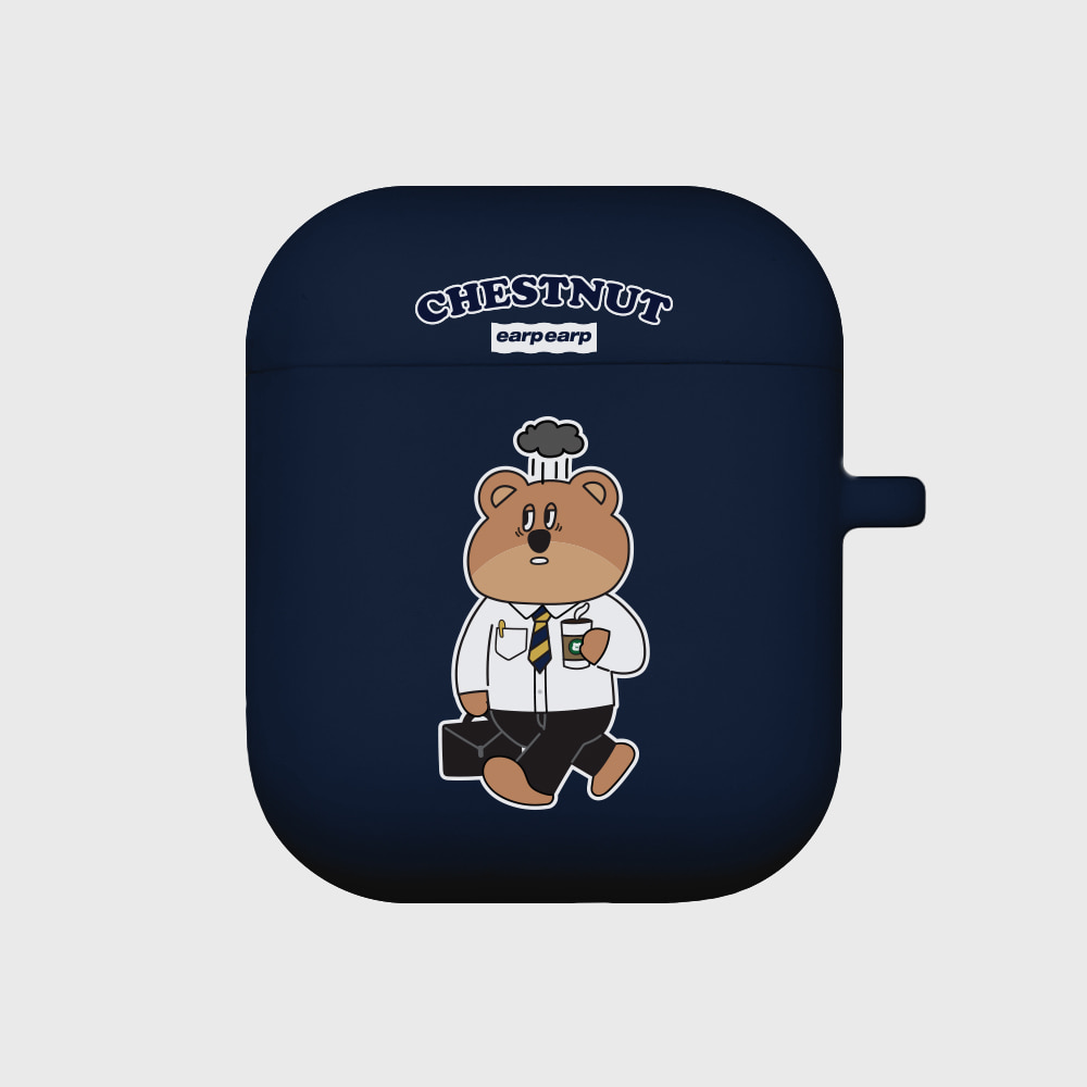 Worker chestnut-navy(Air pods)