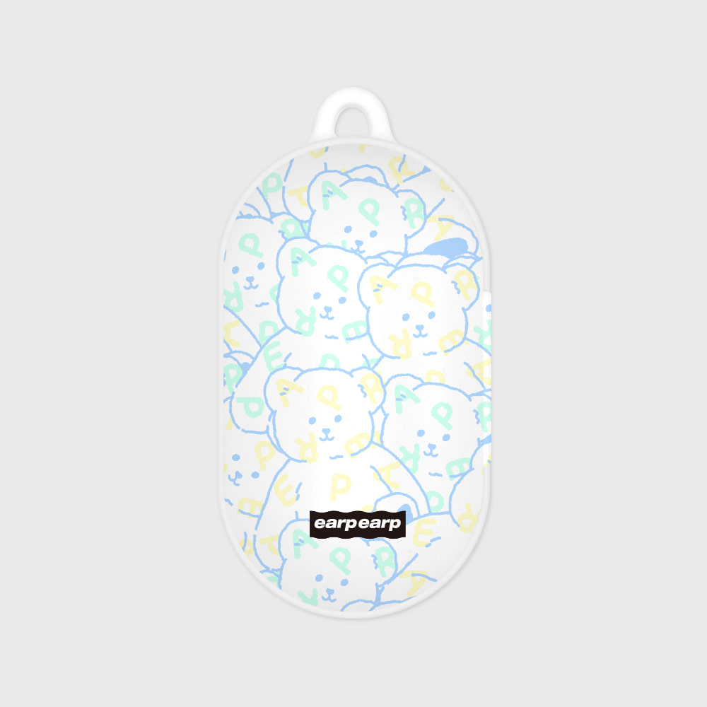 Soft together bear(Buds hard case)