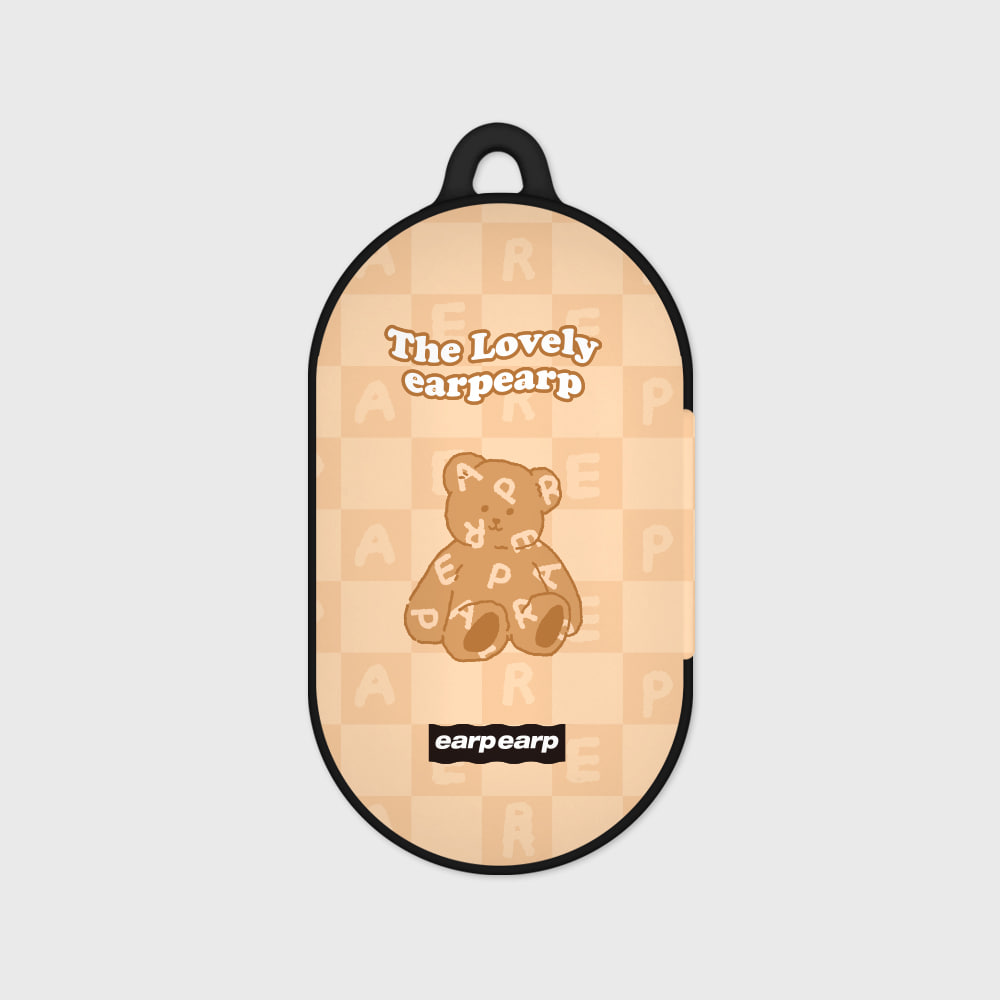 Triple soft bear(Buds hard case)