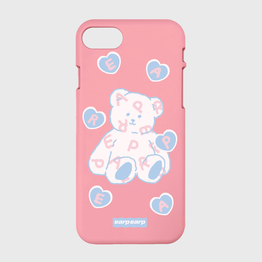 Soft bear-pink(color jelly)