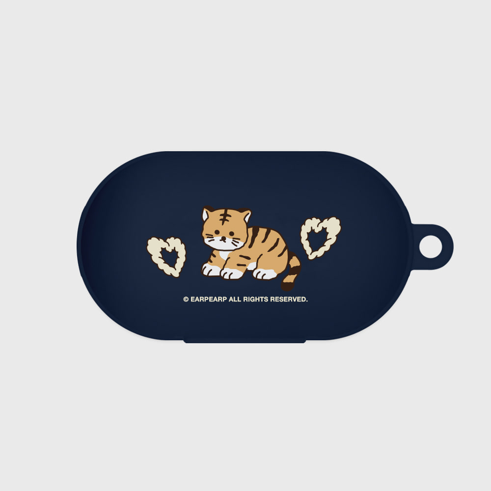Tiger joie-navy(Buds jelly case)