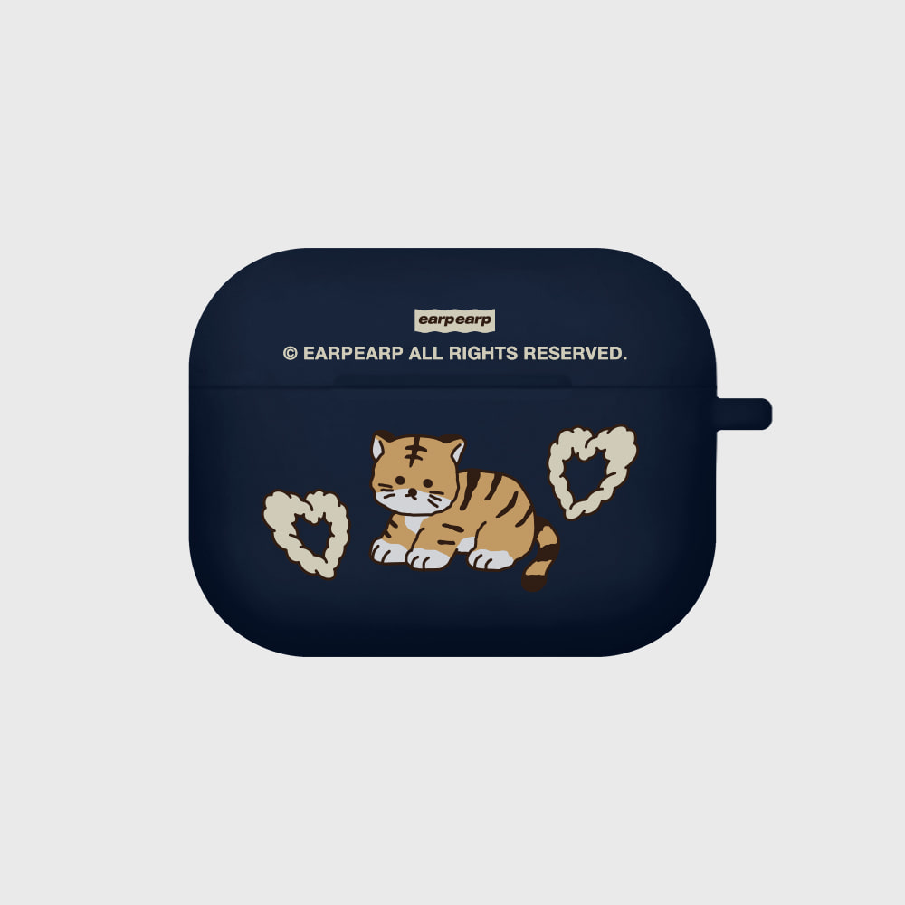 Tiger joie-navy(Air pods pro case)