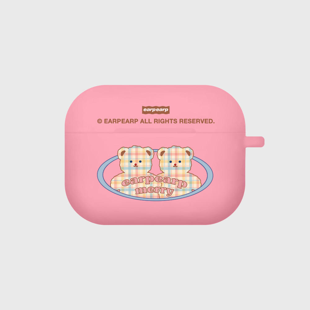 Baby merry-pink(Air pods pro case)